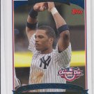 Robinson Cano Trading Card Single 2006 Topps Opening Day #107 Yankees