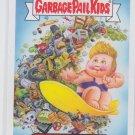 Surfin' Sophie Tradng Card Single 2014 Topps Garbage Pail Kids Series 2#120b
