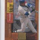 Sammy Sosa Power Ralley 1999 Upper Deck #P3 Cubs *BILL