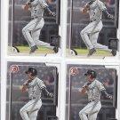 Erik Anderson Trading Card (4) 2015 Bowman #BP81 White Sox