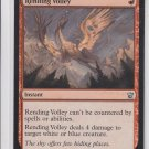 Rending Volley Uncommon Magic The Gatheirng Dragons Of Takir 150/264 x1