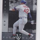 Mo Vaughn Yard Work 1998 Pinnacle Plus #1/18 Red Sox
