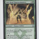 Salt Road Quartermaster Uncommon Magic The Gatheirng Dragons Of Takir 199/264 x1
