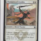 Champion Of Arashin Common Magic The Gatheirng Dragons Of Takir 009/264 x1