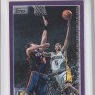 Jalen Rose Trading Card Single 2000-01 Topps #3 Pacers