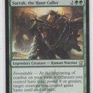 Surrak The Hunt Caller Rare Magic The Gatheirng Dragons Of Takir 210/264 x1