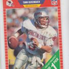 Tim Rosenbach RC Trading Card Single 1989 Pro Set #509 Cardinals