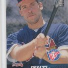 John Smoltz Trading Card Single 1997 Upper Deck Collector's Choice #265 Braves