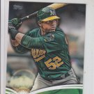 Yoenis Cespedes Future Is Now 2014 Topps Mini #FNM33