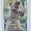 Robinson Cano Refractor 2013 Bomwan Chrome #75
