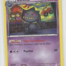 Banette Rare Trading Card Single Pokemon XY Raising Stars 31/108 x1 Unplayed