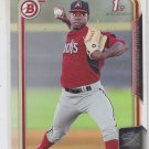 A.J. Cole Trading Card Single 2015 Bowman #BP8 Nationals