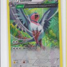 Swellow Reverse Holo Rare Pokemon XY Roaring Skys #72/108 x1 Unplayed