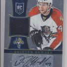 Quinton Howden Auto Jersey RC 2013-14 Panini Select #272 Panthers 165/199