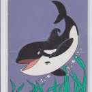 Willy Popup Trading Card Single 1995 Skybox Free Willy #P7 *ED
