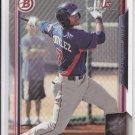 Erik Gonzalez Trading Card Single 2015 Bowman #BP48 Indians