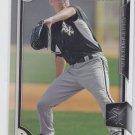 James Dykstra Trading Card Single 2015 Bowman #BP45 White Sox