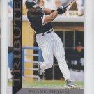 Frank Thomas Trading Card Single 1994 Pinnacle Tribute #TR14 White Sox