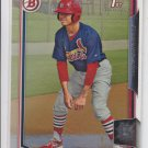 Edmundo Sosa Trading Card Single 2015 Bowman #BP95 Cardinals