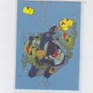 Machine & 2 Amphonids Popup Trading Card Single 1995 Skybox Free Willy #P9 *ED
