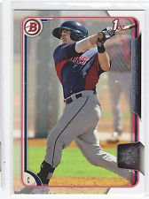 Eric Haase Trading Card Single 2015 Bowman #BP140 Indians