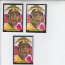 Tony Gwynn Diamond Kings Lot of (3) 1985 Donruss #25 NMT Chipping *BILL