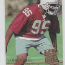Jamir Miller RC Trading Card Single 1994 Fleer Ultra #5 Cardinals
