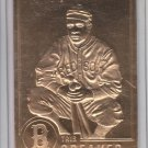 Dwight Evans 22K Gold Embossed Trading Card Single 1996 Danbury Mint #85