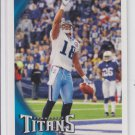 Kenny Britt Trading Card Single 2010 Topps #153 Titans