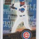 Sammy Sosa Pennant Fever 2000 Aurora #7 Cubs *BILL