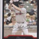 Kevin Youkilis Trading Card Single 2004 Bowman Draft #BDP16 Red Sox