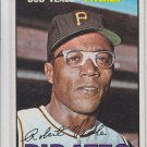 Bob Veale Baseball Trading Card 1967 Topps #335 PIrates EX *BILL