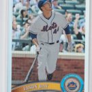 Jason Bay Refractor Parallel 2011 Topps Chome #58 Mets