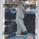 Curtis Granderson Atomic Refractor 2011 Topps Chome #158 221/225