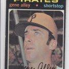 Gene Alley Trading Card Single 1971 Topps #416 Pirates  VGEX *BILL