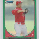 Ian McKinney Green Refractor SP 2013 Bowman Chrome Draft #BDPP56 Cardinals 06/75