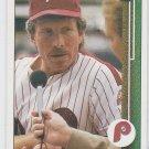 Mike Schmidt Trading Card Single 1989 Upper Deck #406 Phillies  *BILL