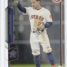 Jose Altuve Trading Card Single 2015 Bowman #30 Astros
