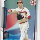Jason Kipnis Trading Card Single 2015 Bowman #38 Indians