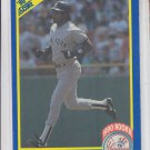Deion Sanders Trading Card Single 1990 Score RC #586 Yankees