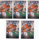 Steve Atwater Trading Card Lot of (10) 1995 Upper Deck #222 Broncos