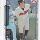 Yan Gomes Trading Card Single 2015 Bowman #118 Indians