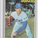 Jim Brewer Baseball Trading Card 1970 Topps #571 Dodgers VGEX *BILL