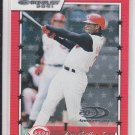 Ken Griffey Jr. Baseball Trading Card 2001 Donruss #13 Reds *BILL