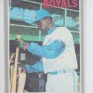 Bob Oliver Baseball Trading Card 1970 Topps #567 Royals VG *BILL