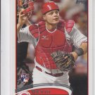 Devin Mesoraco Trading Card Single 2012 Topps RC #41 Reds