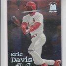 Eric Davis Trading Card Single 1999 Skybox Molten Metal #25 Cardinals