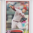 Roy Halladay Trading Card 2012 Topps #150 Phillies