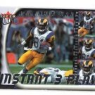 Az Zahir Hakim Trading Card Single 2000 Fleer Ultra Instant 3 Play #5 Rams