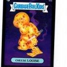 Cheese Louise Black Parallel SP 2013 Topps Garbage Pail Kids MIni #93a
